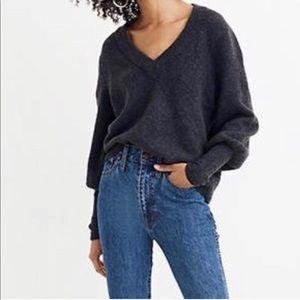 🖤 Madewell Dashwood Pullover Sweater Medium